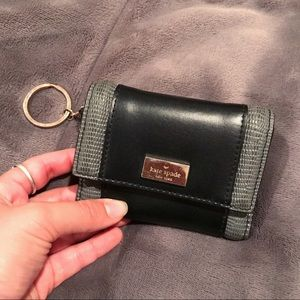Kate Space Key Ring Wallet